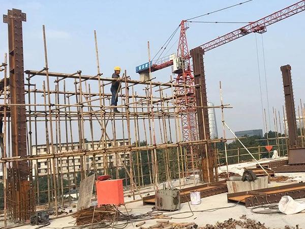 广元劲性结构项目