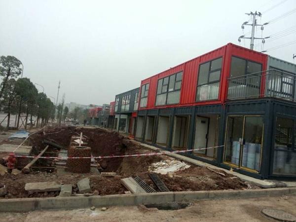 重庆模块化集成房屋(加工,安装)-重庆友杰钢结构有限公司