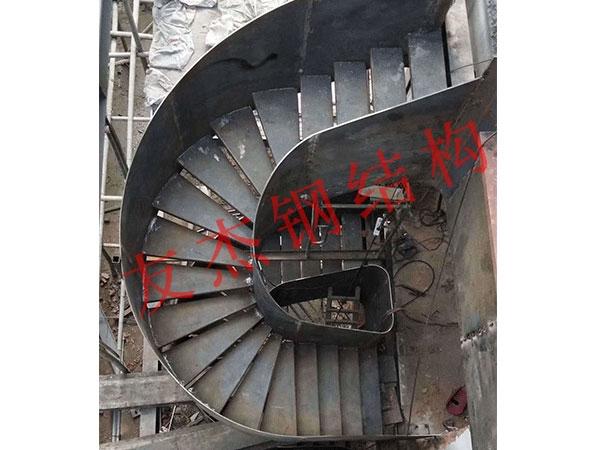 售楼部旋转楼梯